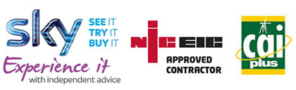 NIC EIC, Sky and CAI approved contractor - Electrical contractor