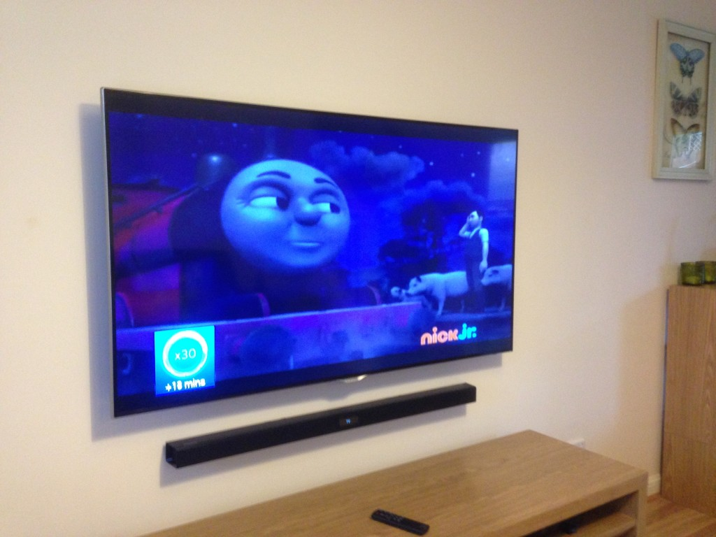 Tv Wall Mounting With Soundbar