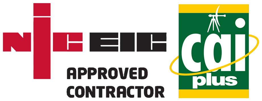 We are approved contractors